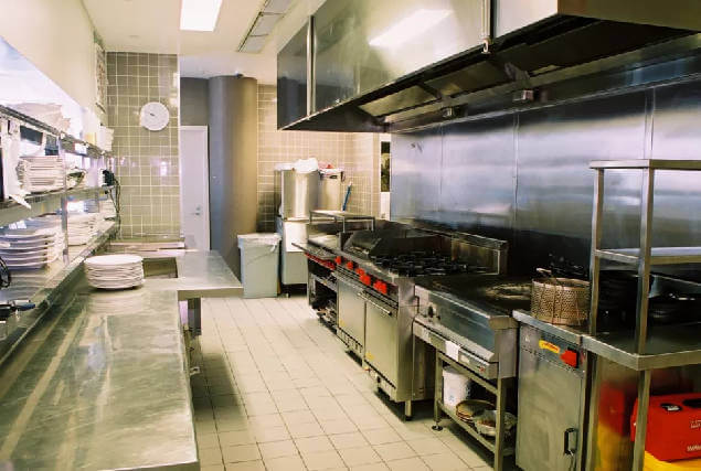 Commercial Kitchen Equipment Cleaning Service sacramento