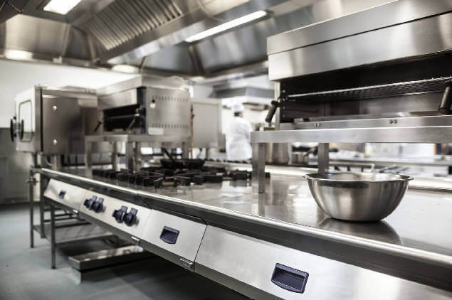 Commercial Kitchen Cleaning roseville-ca