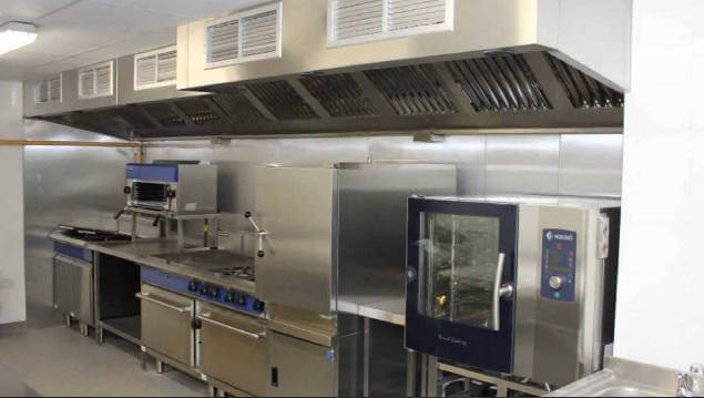 Commercial Kitchen Supplies Los Angeles