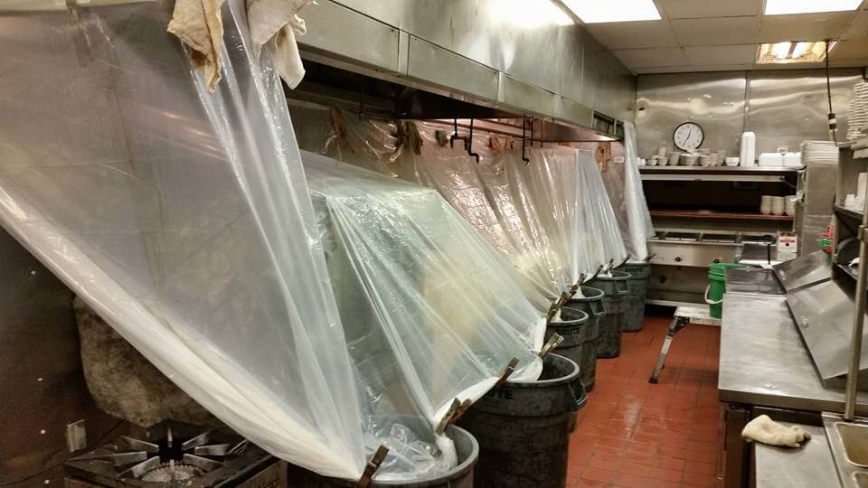 restaurant duct degreasing & cleaning sacramento pic