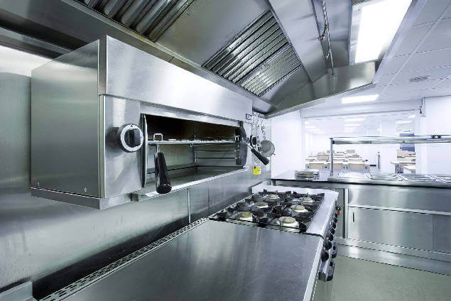 Commercial Kitchen Cleaning sacramento-ca