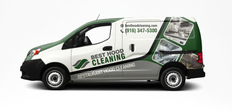 Best Hood Cleaning Sacramento Van