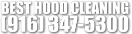 Best Hood Cleaning Sacramento Logo